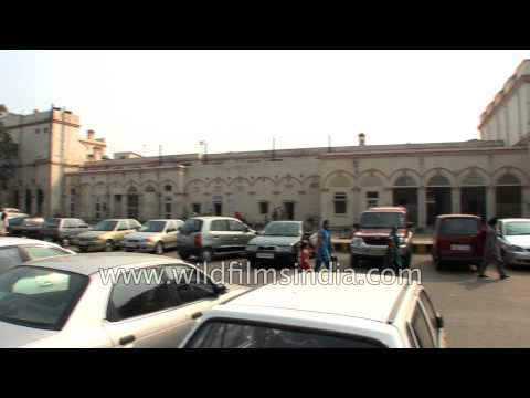 Railway Station In Amritsar - Punjab