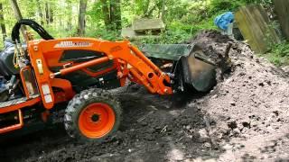 4. Kioti CK-35 Tractor Review