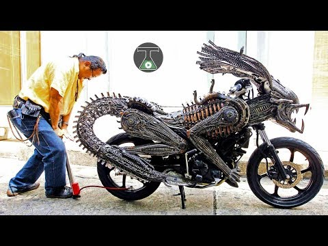 Download 10 FANTASTIC MOTORCYCLES WHICH ACTUALLY EXIST!