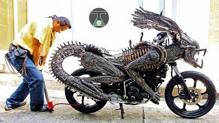 Video 10 FANTASTIC MOTORCYCLES WHICH ACTUALLY EXIST! MP3, 3GP, MP4, WEBM, AVI, FLV Februari 2019