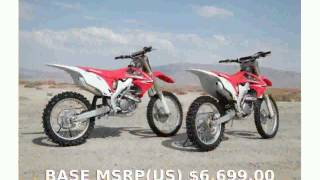 1. 2009 Honda CRF 250X -  superbike Transmission Engine Specs Dealers Details Specification