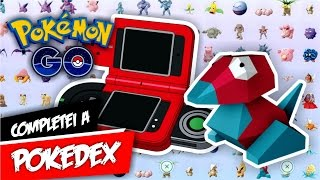 Completamos a Pokédex! Porygon Capturado no Amapá Pokémon GO by Pokémon GO Gameplay