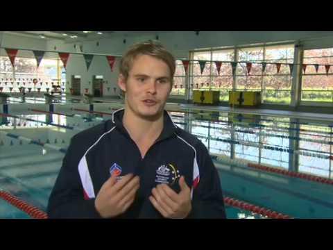 Paralympic medallist Sam Bramham on Athlete Career and Education