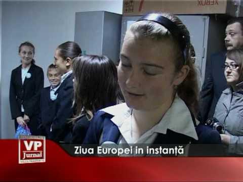 Ziua Europei în Instanţă