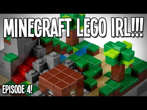 LEGO - Sorry for the delay in this episode...I'm all sorted in my house now and the next Lego IRL episodes will be coming much quicker now! :) Thank you guys SO MUC...