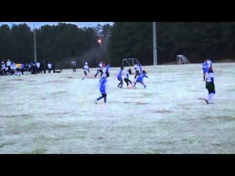 Hannah Shute #11 Highlights - Chamblee H.S. Center Midfielder vs. Arabia Mountain H.S. - 02/06/2014