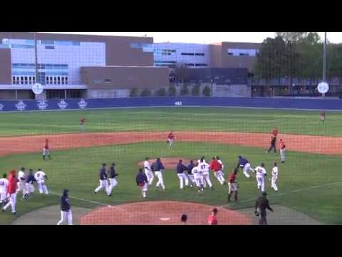 Postgame - Baseball vs. Flagler, Games 1-2