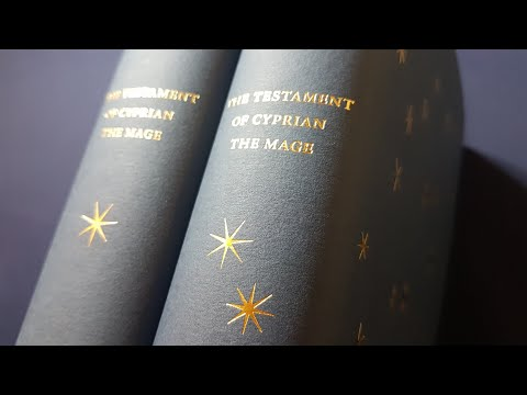 The Testament of Cyprian the Mage by Jake Stratton-Kent
