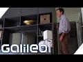 Die Roboter Wohnung  Galileo Lunch Break