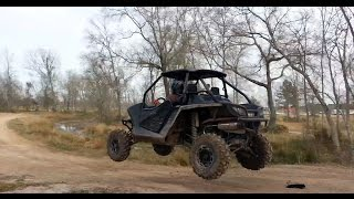 5. ChixOffroad: Wildcat X Limited on the Track