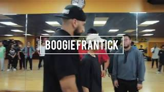 Boogie Frantick – Culture Shock SD Tuesday Master Class