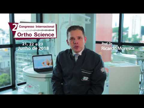 Convite Prof. Dr. Ricardo Moresca