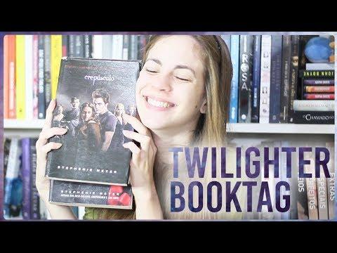 TWILIGHTER BOOKTAG | Pra quem amou Crepúsculo