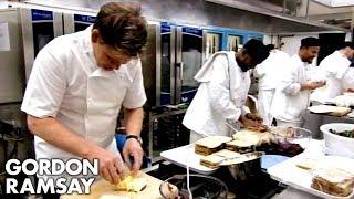 Gordon Ramsay Helps Prepare His Lunch Menu With His Prison Brigade   Gordon Behind Bars by Gordon Ramsay