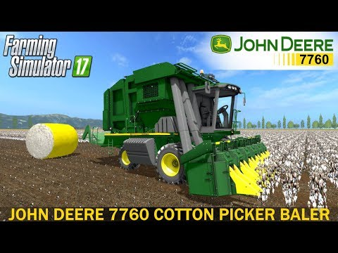 John Deere 7760 Cotton Picker fixed Final