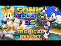 Sonic Colors ds Part 1 Tropical Resort
