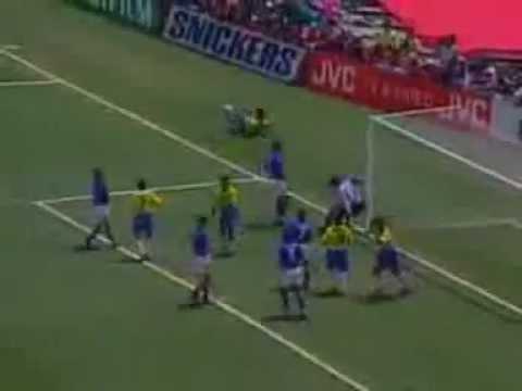Brasil 0 (3) x 0 (2) Itália - Final da Copa do Mundo 1994, Brasil TETRACAMPEÃO MUNDIAL.3gp