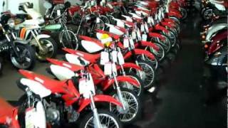 7. BLOWOUT SALE - Honda CRF50 70 CRF110 80 100 150 230 CRF250R CRF450R - Honda of Chattanooga Tennessee