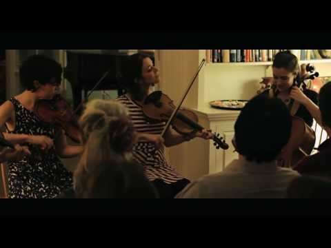 BRITTANY HAAS & FRIENDS: Two Old Time Fiddle Tunes