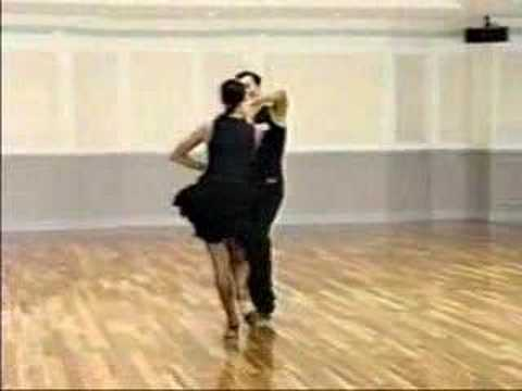 Учимся танцевать Джайв