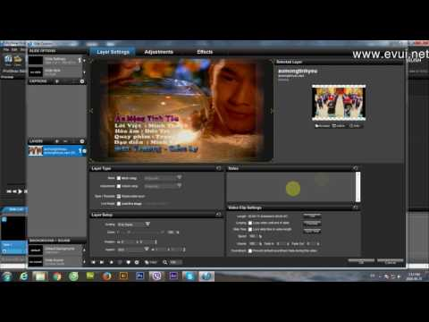 Cắt Video bằng phần mềm Proshow Producer