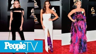 Download Video 2019 Grammy Awards Fashion Wrap-Up: The Best & Boldest Looks From The Red Carpet | PeopleTV MP3 3GP MP4