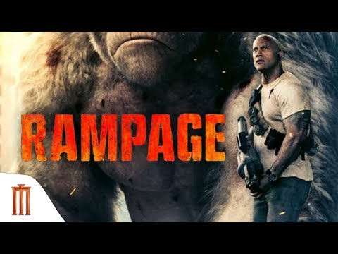 Rampage - Official Trailer [ซับไทย] Major Group