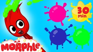 Video My Magic Colors - Learn About Colors with My Magic Pet Morphle MP3, 3GP, MP4, WEBM, AVI, FLV Juni 2019