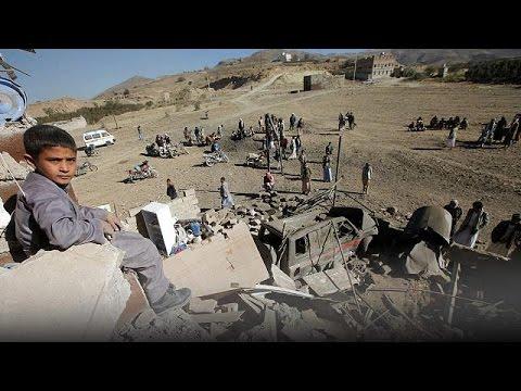 Υεμένη: Ο άμαχος πληθυσμός πληρώνει το τίμημα του πολέμου
