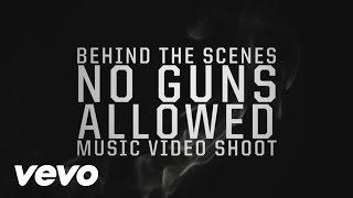 Snoop Lion & Drake - No Guns Allowed (Behind The Scenes)