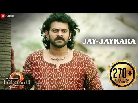 Jay-Jaykara latest hindi Video from Hindi movie Baahubali 2