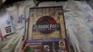 Nonton Unboxing Jurassic Park - Ultimate Trilogy Blu-ray Special Edition in limitierter Holzbox Film Subtitle Indonesia Streaming Movie Download
