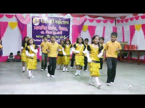 Video Aaj Mai Upar kids Dance |Sanskrutik Karyakram| Velda School download in MP3, 3GP, MP4, WEBM, AVI, FLV January 2017
