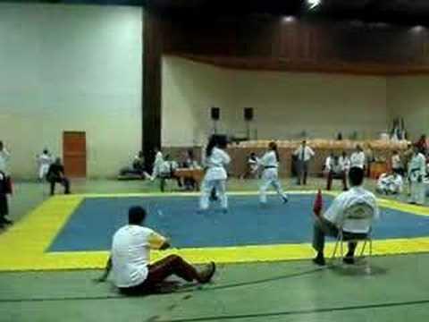 campeonato de karate em fundão 08/06