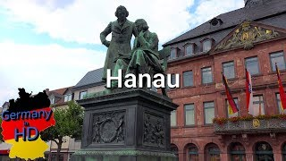 Hanau am Main Germany  city photo : Hanau in 4k [Germanyinhd.de]