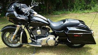 6. 2010 Harley Davidson Road Glide Black