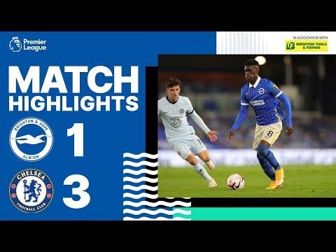 FC Brighton & Hove Albion 1-3 FC Chelsea Londra