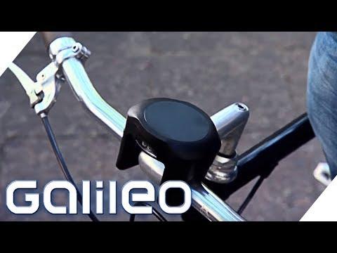 Das neueste Gadget für das Fahrrad | Galileo | ProSieben