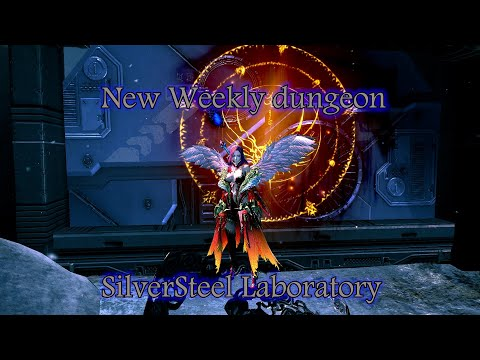 Blade and Soul : New Weekly Dungeon SilverSteel Laboratory
