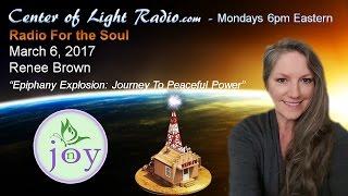 """""""Epiphany Explosion: Journey To Peaceful Power Through Joyful Presence"""""""