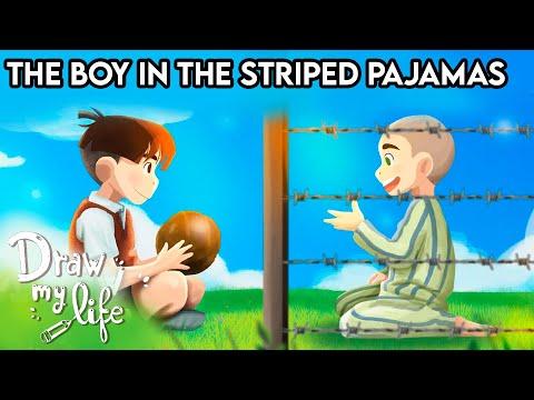 The boy in the striped pajamas   John Boyne I Draw My Life