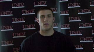 Why UNLV Matters to Me - Aaron