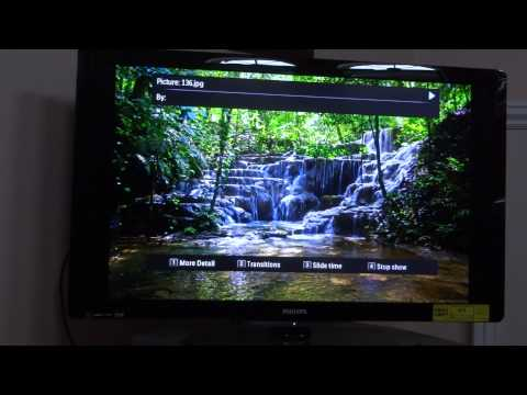 Phillips 40PFL4707 40 inch 1080p LED TV Review
