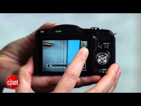 The interchangeable-lens Panasonic Lumix DMC-GF5 - First Look