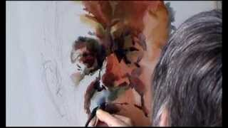 Great Video on Portrait Painting