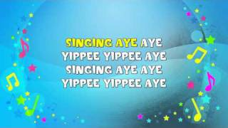 Video She'll Be Coming Round the Mountain | Sing A Long | Nursery Rhyme | KiddieOK MP3, 3GP, MP4, WEBM, AVI, FLV Agustus 2018