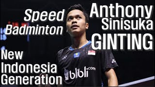 Download Video Speed Badminton - Anthony Sinisuka GINTING MP3 3GP MP4