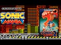 Countdown to Sonic Mania Part 2: Sonic The Hedgehog 2 (1992) Chemical Plant Zone