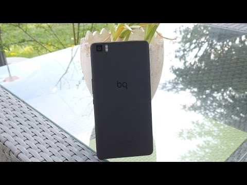 Smartphone Geheimtipp?! - BQ Aquaris M5.5 Review / Test