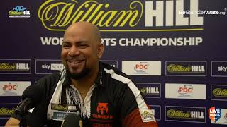"""Devon Petersen ahead of Gary Anderson clash: """"I'll definitely not choose the right table"""""""